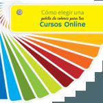 Cómo elegir una paleta de colores para tus cursos online
