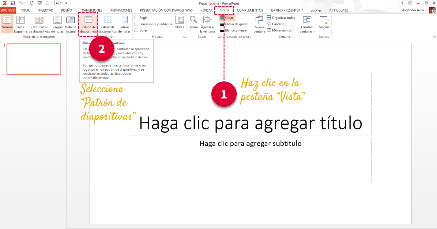 10 Trucos de PowerPoint para e-Learning