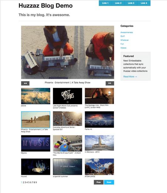 los mejores plugins de wordpress para blogs educativos: huzzaz
