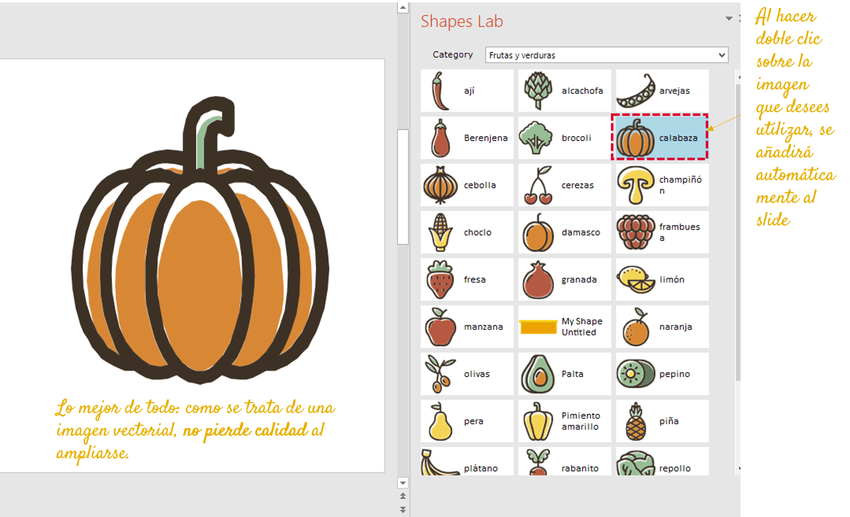 shapes lab powerpoint 2